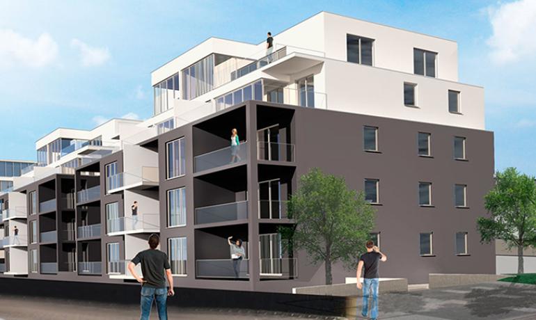 Wohnpark Hochwaldstrasse – Haus 3 – Wohnung Nr.9 – NEUBAU