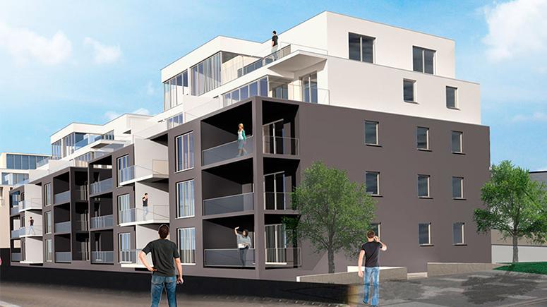 Wohnpark Hochwaldstrasse – Haus 3 – Wohnung Nr.7 – NEUBAU