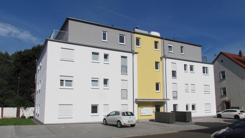 Wohnhaus Waldstraße
