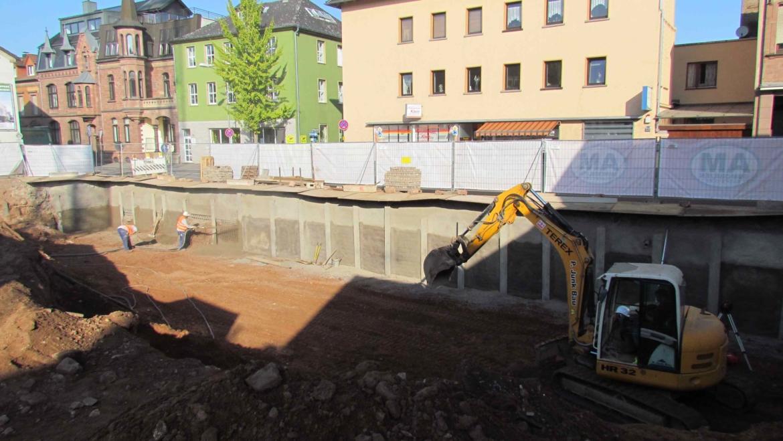 Sicherungsmaßnahmen Hochwaldstraße Merzig