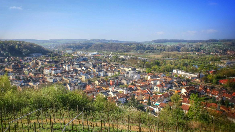 Wohnen in der grünen Stadt Merzig