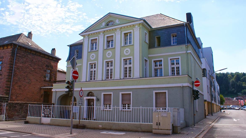 Stadtvilla Merzig Hochwaldstraße