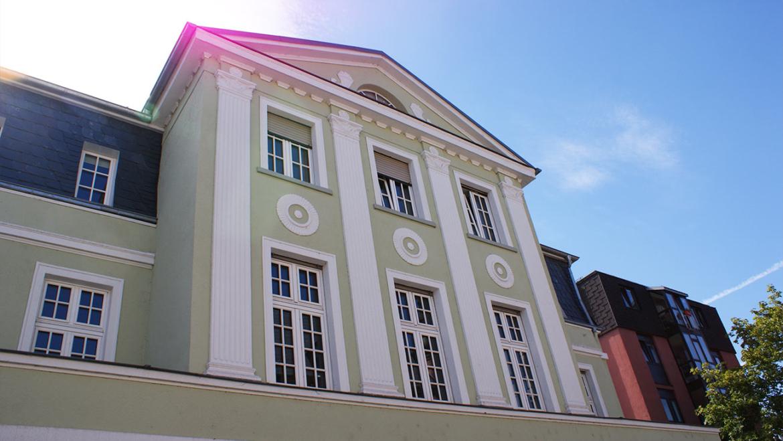 Stadtvilla Merzig (Detailbild)
